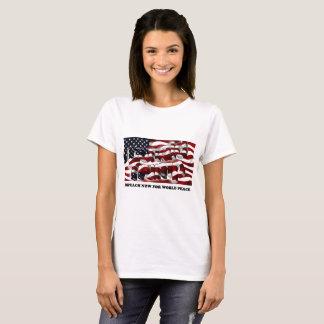Impeach for World Peace T-Shirt