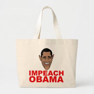 Impeach Obama Bag