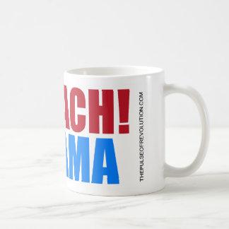 Impeach Obama Basic White Mug