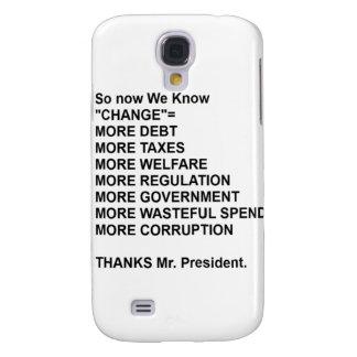 Impeach Obama Samsung Galaxy S4 Cover
