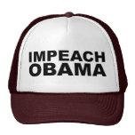 IMPEACH OBAMA Hat