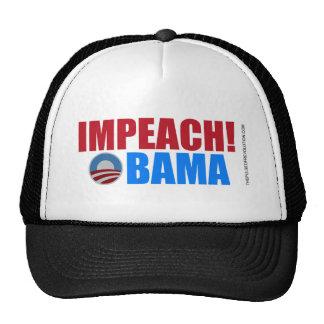 Impeach Obama Hats