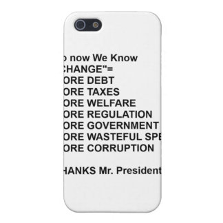 Impeach Obama Covers For iPhone 5