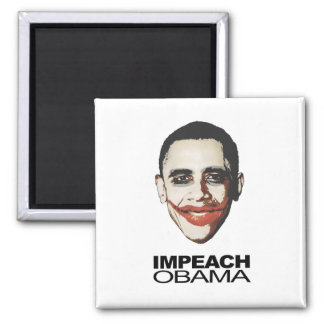 Impeach Obama Fridge Magnets