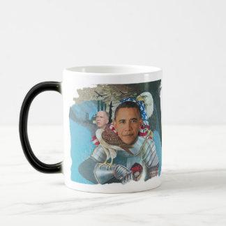 Impeach Obama Now! Morphing Mug