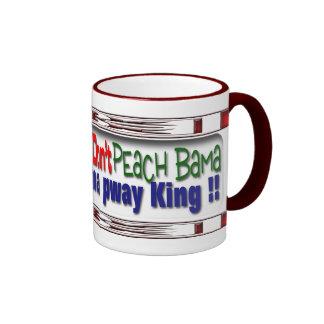 Impeach Obama Ringer Mug