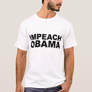 IMPEACH OBAMA T-Shirt