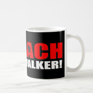 Impeach Scott Walker Basic White Mug