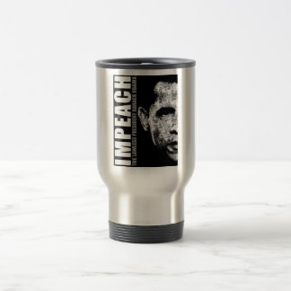 Impeach The Lawless President Stainless Steel Travel Mug