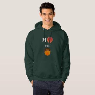 Impeach the Orange Basic Hooded Sweatshirt