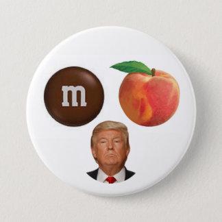Impeach Trump 7.5 Cm Round Badge