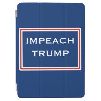 Impeach Trump Red White Resist iPad Air Cover