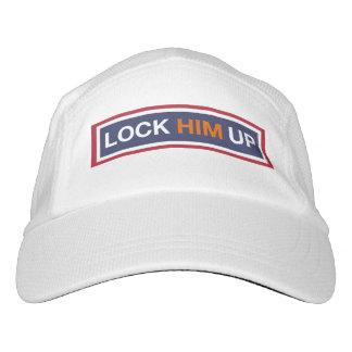Impeach Trump! Then LOCK HIM UP! Hat
