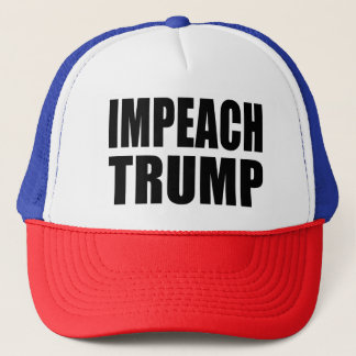 """IMPEACH TRUMP"" TRUCKER HAT"
