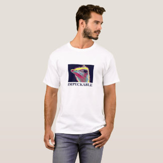 Impeckable Emu Animal Pun Tee