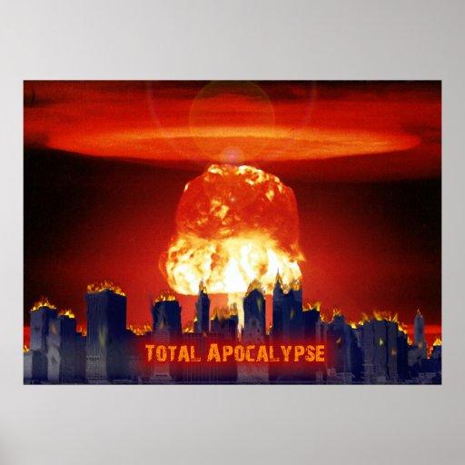 Impending Doom Poster