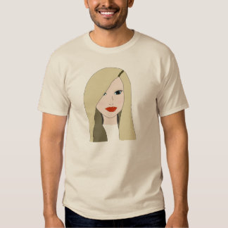 Imperfect beauty: The Girl ate the mall Tshirts
