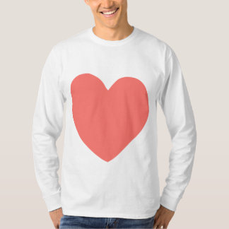 imperfect heart (salmon) T-Shirt