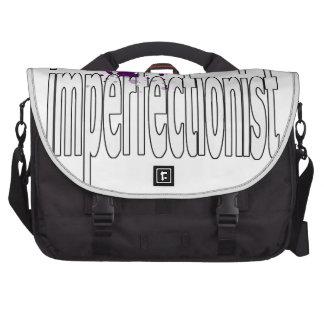 imperfectionst laptop shoulder bag