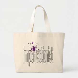 imperfectionst tote bag