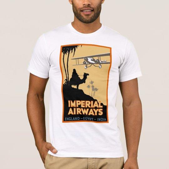 Imperial Airways ~ England - Egypt - India