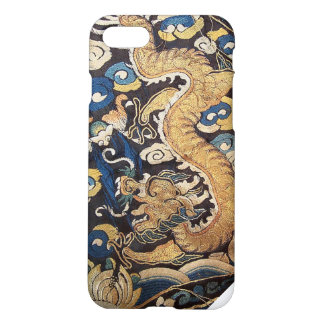 Imperial Blue Dragon iPhone 7 Case