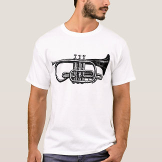 Imperial Brass Cornet - Musical instrument T-Shirt