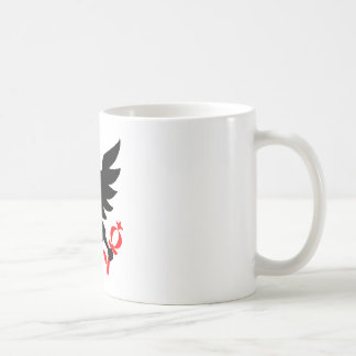 Imperial Eagle of the Seal of Bogota, Colombia. Coffee Mug