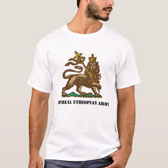 Imperial Ethiopian Army Tee