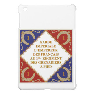 Imperial Guard flag iPad Mini Cases