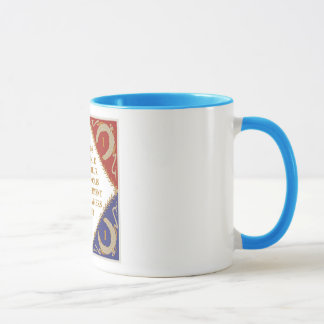 Imperial Guard ringer mug