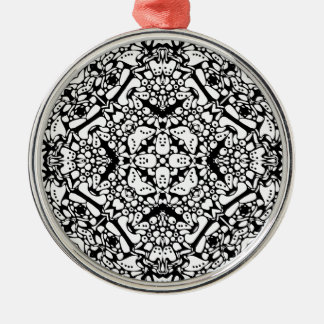 Imperial Kaleidoscope Christmas Ornament