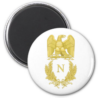 Imperial Napoleon I Eagle Emblem Magnet