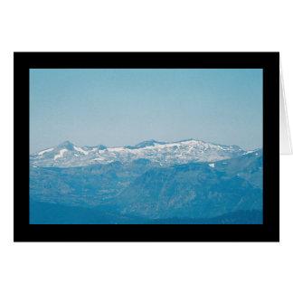 Imperial Peaks- Song of Sol. 2:3 Greeting Card
