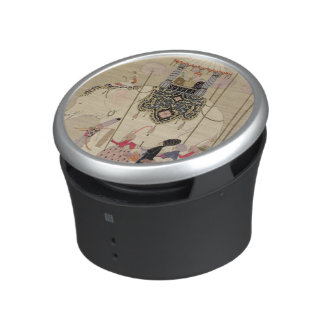 Imperial Procession (colour litho) Speaker