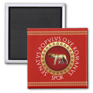 Imperial Rome Magnet