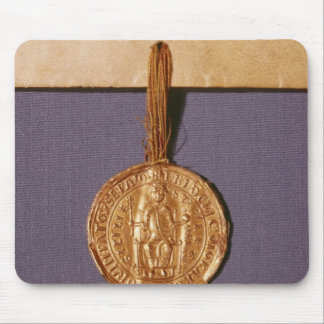 Imperial seal of Frederick II from the Mouse Pad