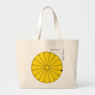 Imperial Seal of JAPAN Jumbo Tote Bag
