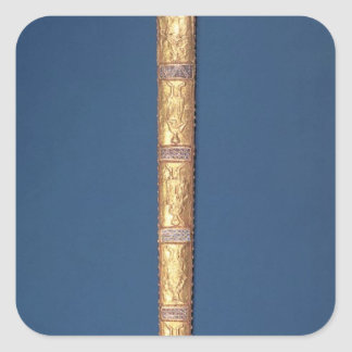 Imperial Sword of the Holy Roman Emperors Square Sticker