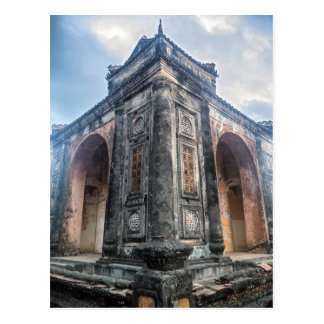 Imperial Tomb of Emperor Tu Doc, Hue, Vietnam Postcard