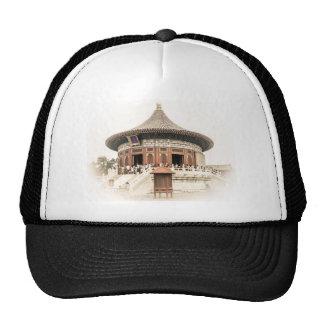 Imperial Vault of Heaven Mesh Hats
