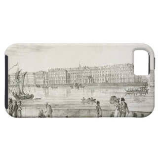 Imperial Winter Palace, St. Petersburg (litho) iPhone 5 Cases