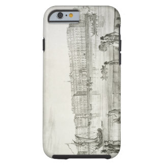 Imperial Winter Palace St Petersburg litho iPhone 6 Case