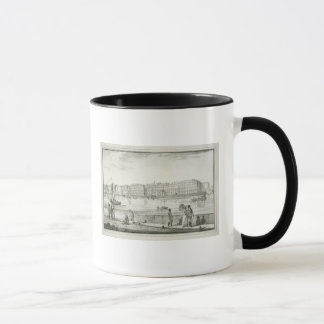 Imperial Winter Palace, St. Petersburg (litho) Mug