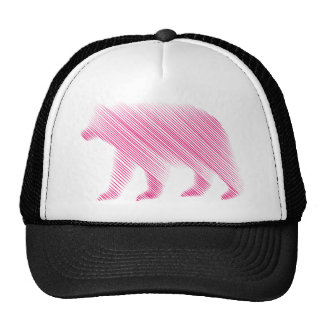 Implied Pink Bear Cap