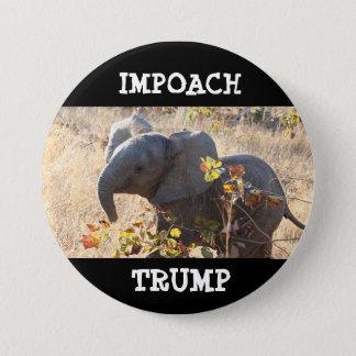 iMPOACH TRUMP Donald Trump Button