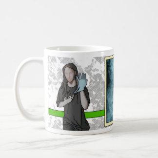 import export basic white mug