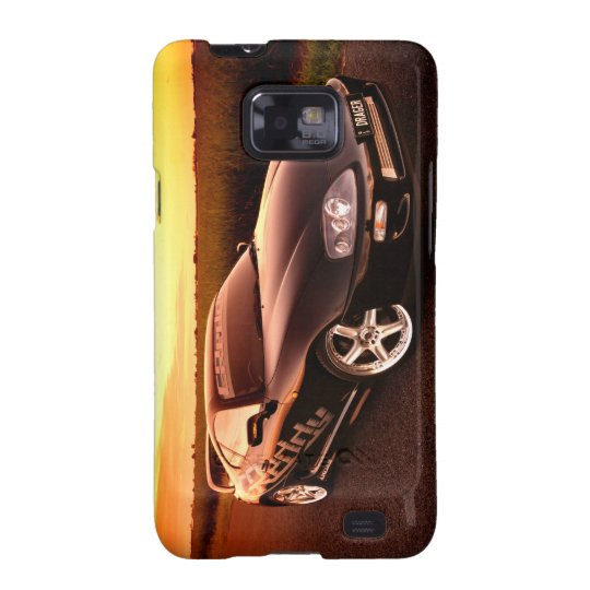 Import Racer Supra phone case