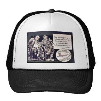 Important Trucker Hat