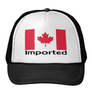 Imported Canada Cap